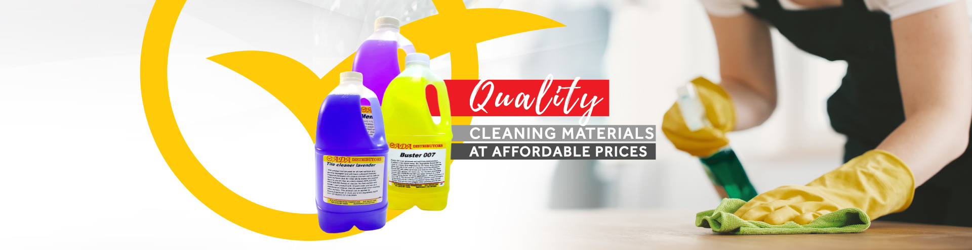 Quality Cleaning Equipment