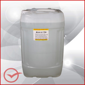 Brick and Tile Cleaner 25L