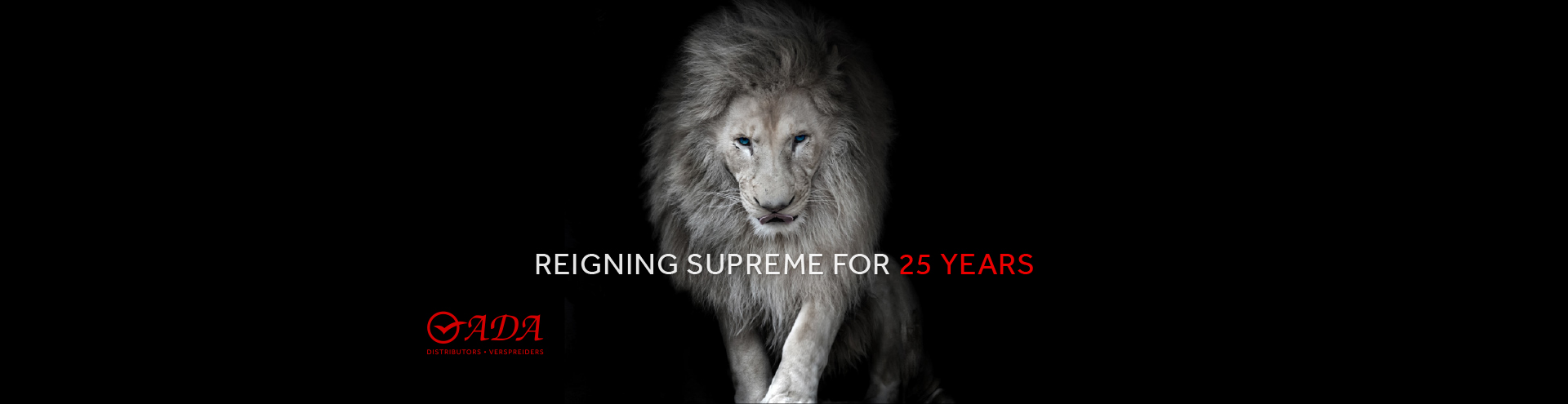 Reigning supreme for 25 years