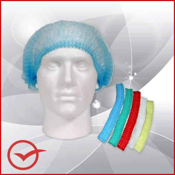 Coloured Mop Caps