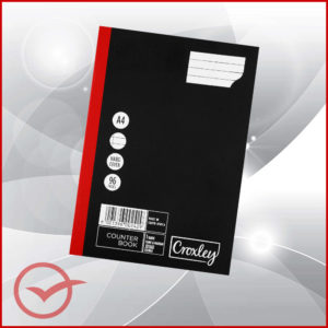 Croxley A4 Hard Cover Book
