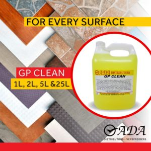 GP Clean for every surface