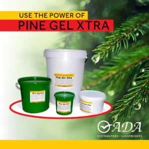 Use the Power of Pine Gel Extra