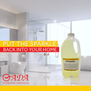 Put the sparkle back into your bathroom - Domestic